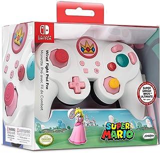 Nintendo 任天堂 Switch 桃桃有线 专业版战斗手柄