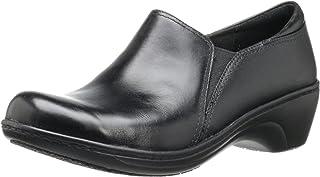 Clarks 女士 Grasp Chime 一脚蹬 乐福鞋