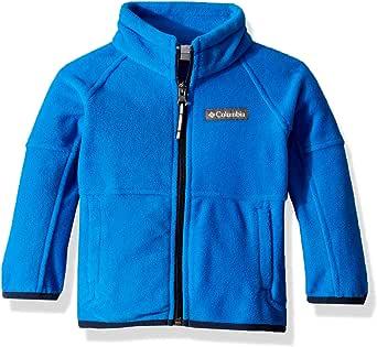 Columbia Basin Trail 抓绒全拉链外套 3T 蓝色 1866062-438-3T