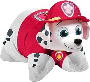 "Pillow Pets Nickelodeon 狗狗巡逻队 Paw Patrol 狗狗巡逻队 16""英寸 NIC-NS-MARSH"