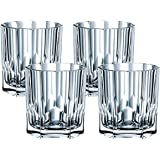 Nachtmann 奈赫曼 新阿斯彭-威士忌/水杯通用杯(4只装)