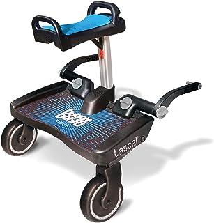 Lascal Maxi + BuggyBoard 婴儿车辅助踏板 蓝色