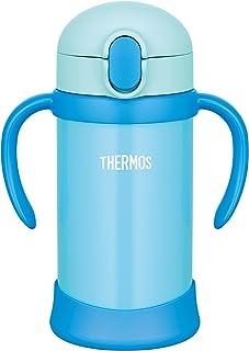 THERMOS 膳魔师 保温杯 儿童吸管杯 FHV-350 适合9个月及以上 蓝色