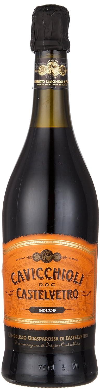 Cavicchioli 卡维留里索拉甜型起泡葡萄酒750ML(意大利进口葡萄酒)