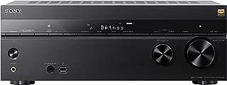 Sony 索尼 STRDN1080.CEK 7.2声道4K 超高清AV接收机,带有杜比全景声(Dolby Atmos)可用于多房间——黑色