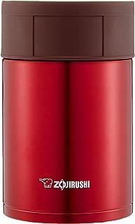 ZOJIRUSHI 象印 不銹鋼保溫悶燒杯悶燒罐 450ml SW-HC45 紅色 450ml