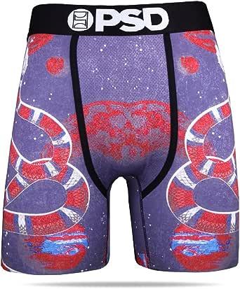 PSD 男式太空蛇运动平角内裤 XL 带挂钩