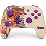 任天堂切换有线控制器 Wireless Nintendo Switch Controller Spyro Cream