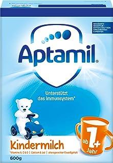 Aptamil 爱他美 1+ 儿童奶粉,5罐装(5 x 600g)