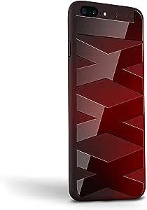iPhone 手机保护壳奢华时尚、有趣、创意、面向设计的奢华手机壳LUX-I8MGM-XXXL1 BOLD XXXL SIGN iPhone 8/7 Magma(变色)