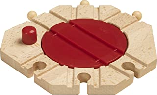 Ravensburger Brio 机械旋转台 3+ Years Mechanical Turntable One Size Natur-rot