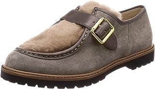 [ENGOTED] 真皮羊皮蒙面鞋 真皮羊皮蒙面鞋 女鞋 18244