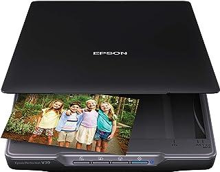 Epson Perfection V39 照片扫描仪 新品 黑色