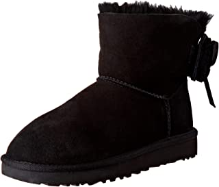 UGG Australia 女士经典双蝴蝶结迷你短靴