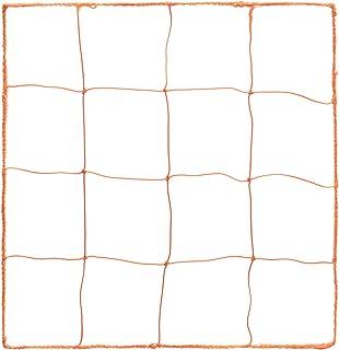 Champion Sports 青少年尺寸足球网,2.5mm,橙色