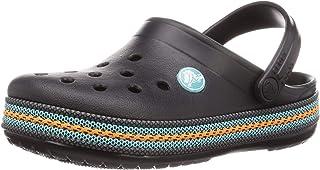 Crocs 卡骆驰儿童 Crocband Sport Cord 洞洞鞋