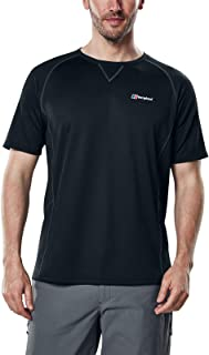berghaus 男式 TECH T 恤2.0短袖圆领短袖 t 恤