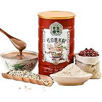 老金磨方 红豆薏米粉600g/罐 远离湿气 买1送1冲泡杯 不叠加