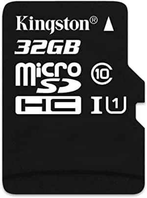 Kingston Digital Micro SDHC UHS-I Class 10 工业温度卡带 SD 适配器SDCIT/32GBSP microSDHC 32GB
