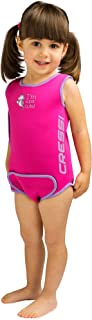 Cressi 科越思 婴儿 BABY WARMER游泳保暖服 DG002