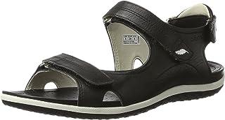 Geox 健乐士 女式 D Vega 露趾凉鞋