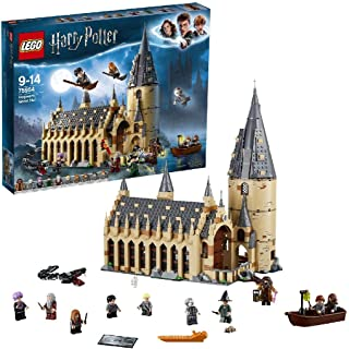 LEGO 乐高 哈利波特系列 霍格沃兹大礼堂 75954