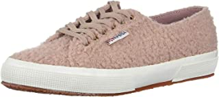 Superga 女式 2750 Curlysyntwoolw 运动鞋