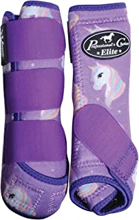 Professional's Choice Ventech Elite 4 件装马匹小马*靴独角兽