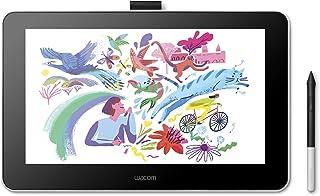 Wacom 13.3英寸 液晶数位屏 平板 Wacom One 13 附Amazon限定数据 DTC133W1D