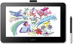 【Amazon.co.jp限定】 ワコム 液晶ペンタブレット 液タブ Wacom One 13 アマゾンオリジナルデータ特典付き DTC133W1D