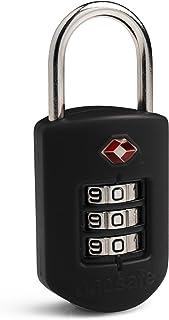 Pacsafe Prosafe 1000 TSA 接受组合锁 黑色 均码