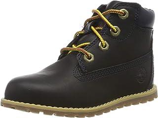 Timberland Pokey Pine 6英寸 通用儿童 经典侧拉链式踝靴