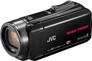 JVC GZ-RX645 四屏蔽全高清摄像机 - 黑色GZ-RX645BEK 黑色