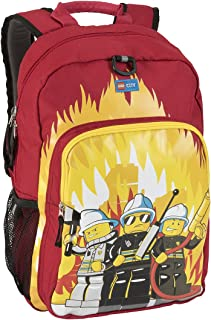 LEGO 乐高城警察传奇经典背包