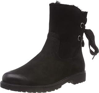 Tamaris 女士 26445-21 及踝靴 Black (Black 1) 5 UK