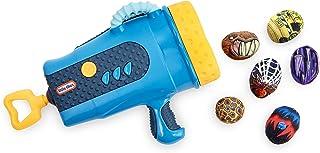 Little Tikes Mighty Blasters 双玩具枪,带 6 个软力豆荚