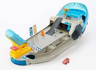 Mattel 迪士尼 汽车总动员 FPR05 赛车竞技场游戏套装 多色