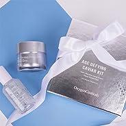 OxygenCeuticals *鱼子酱套装,2 件产品,精华和霜,*套装,适用于面部和颈部。