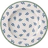 Villeroy & Boch Switch 3 Cordoba 餐盘,硬质陶瓷,蓝色,1件 Cord 23 cm 10-2697-2700