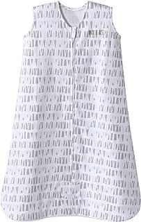 HALO 背心式纯棉婴儿安全睡袋 春夏薄款 几何灰 L(12-18个月)