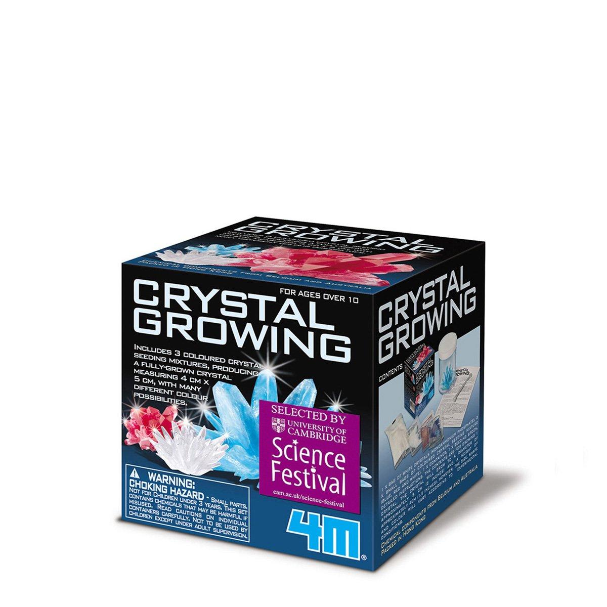4M DIY自种水晶系列 种水晶初级基础套装