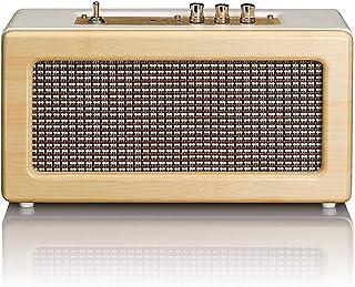 Lenco 蓝牙扬声器BT-300OK  复古 20 Watt