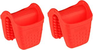 Dexas GMM5-1795 Micromitt (Set of 2), Red