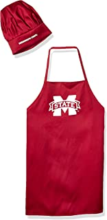 Pro Specialties Group NCAA 大学男士厨师帽和围裙