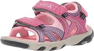 Kamik 女童 Cape 系带凉鞋