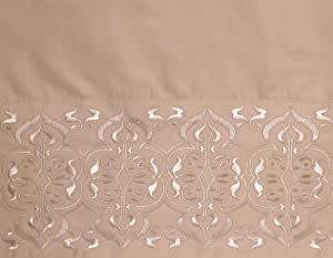 Ma Maison Elodie 500-Thread Count King Sheet Set, Blush