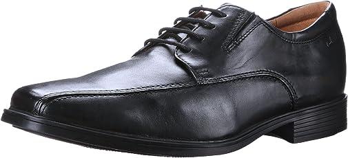 Clarks 男士 Tilden Walk 牛津鞋