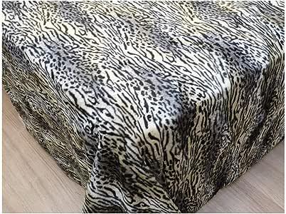Soleil d'Ocre Bedspread 220x240 cm SKIN c./ Bush - 非洲提示
