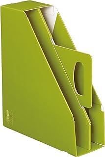 KOKUYO 文件盒KaTaSu 带手柄 绿色