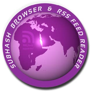 Subhash Browser & RSS Feed Reader